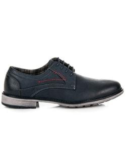 Raktáron Sötét kék alkalmi cipő ... d2f5d08654