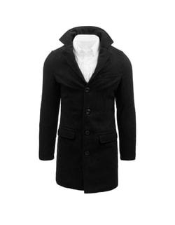 Kedvezmény Raktáron Fekete kabát Fekete kabát dcdaf457d7