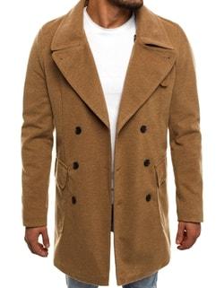 Raktáron Bézs színű kabát ... cb2e11dd23