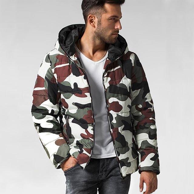 Egyedi férfi téli kabát OZONEE 3167 MORO - Legyferfi.hu e9ff95eccd