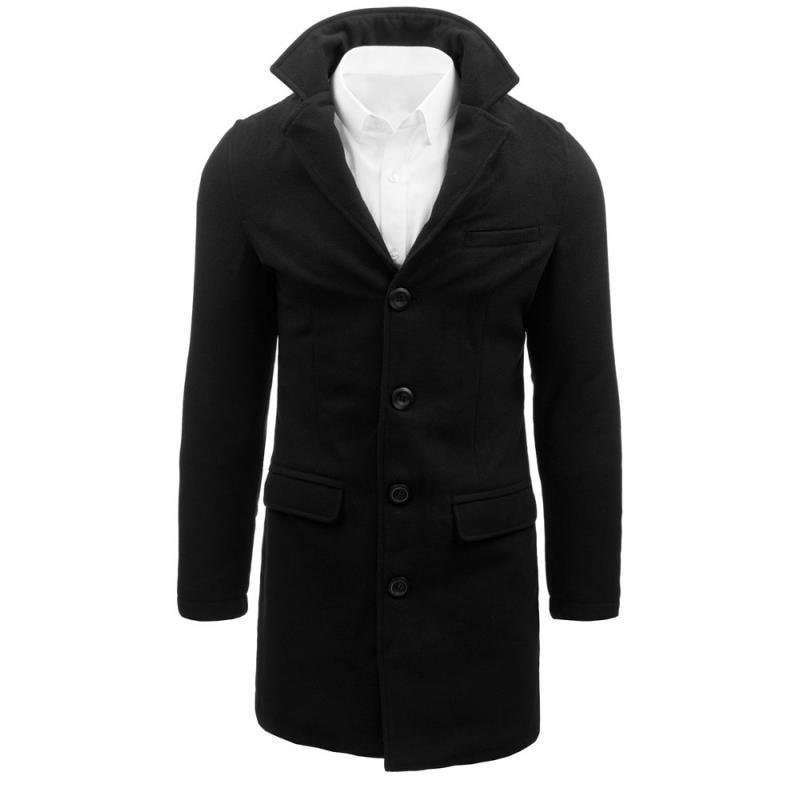 Fekete kabát - Legyferfi.hu 3394d4726f