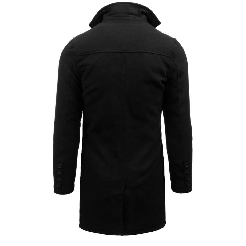 Fekete kabát - Legyferfi.hu 73278fe573